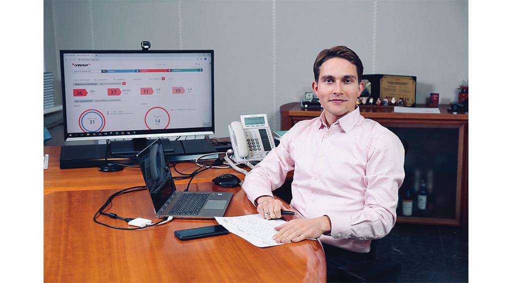 Иван Мамочкин, генеральный директор ГК «Агат»