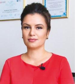 Лариса Магафурова, директор ООО «Умный бухучет», Челябинск