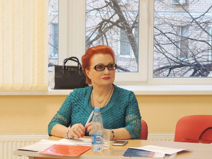 Антонина Ряховская